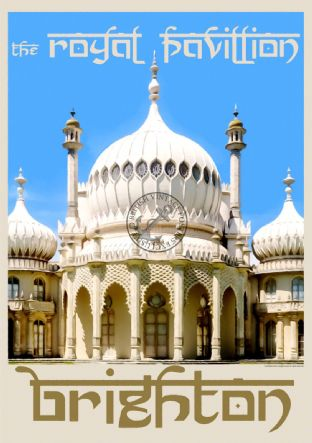 The ROYAL BRIGHTON PAVILLION